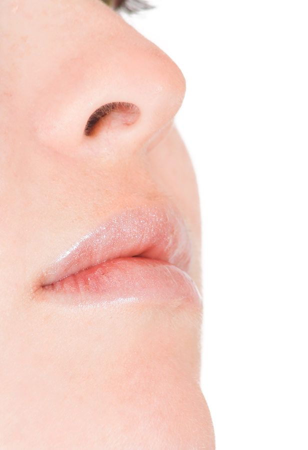 bigstockphoto_face_close_up_-_nose_and_mouth_352732