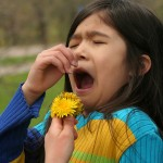 Spring Is In The Air — And So Are The Pollens