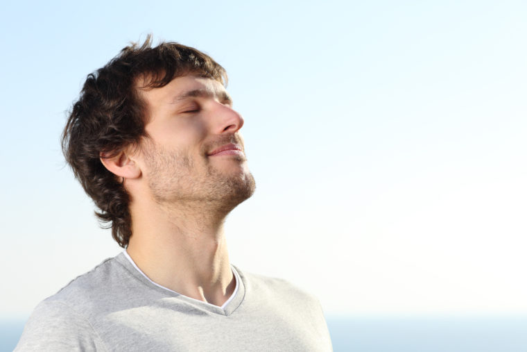 Why Deep Breathing May Make You Calm